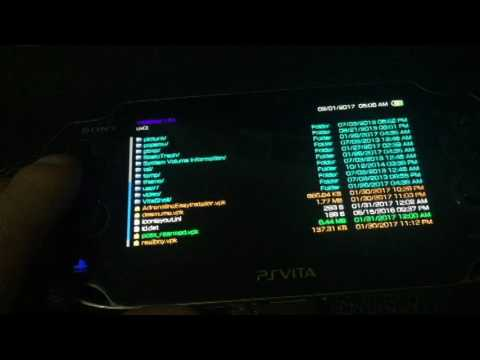 Electronic's and Software: PS Vita Hacked!! PSX Emulation