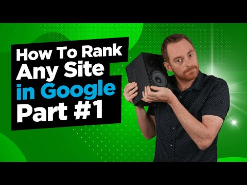Advanced Tiered Link Building Tutorial Part 1 - Theory