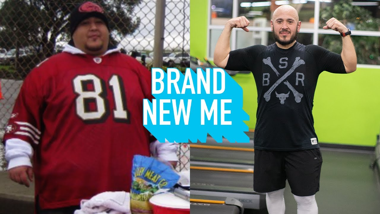 Losing My Wife Made Me Lose 236lbs | BRAND NEW ME