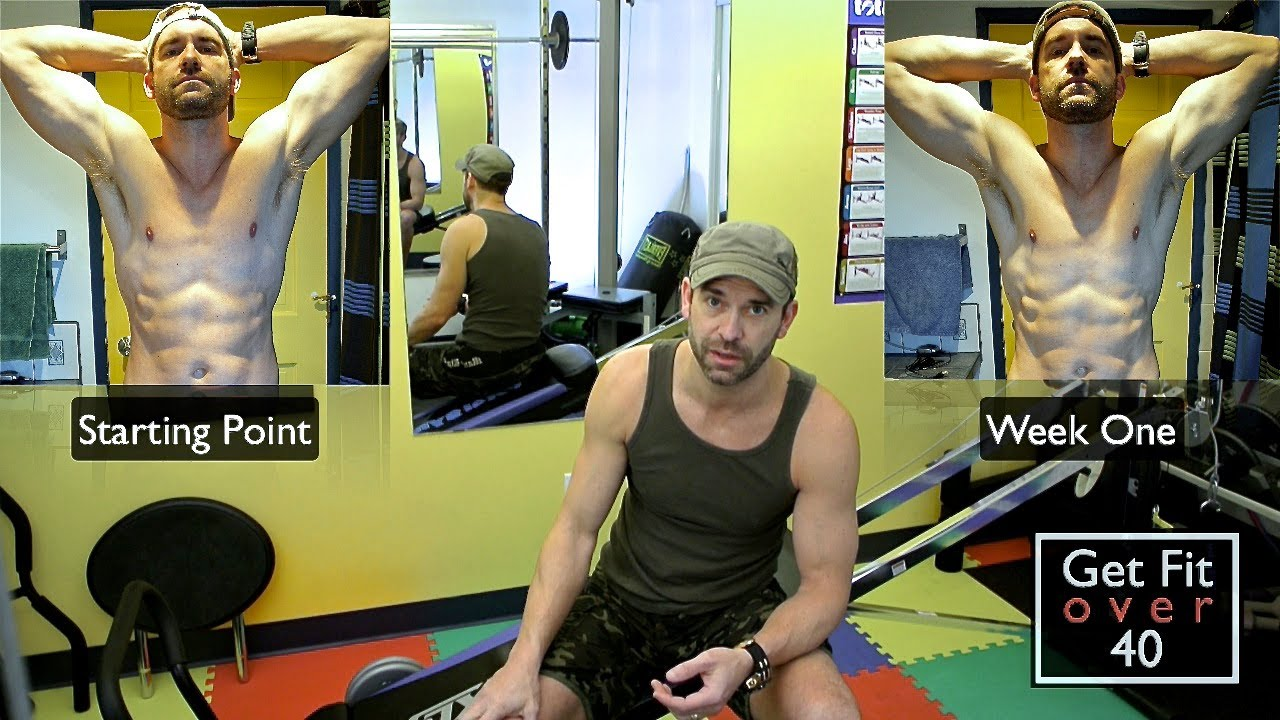 Total gym arms workout youtube