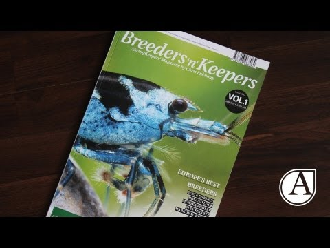 Breeders'n'Keepers (Shrimpkeepers Magazin) by Chris Lukhaup