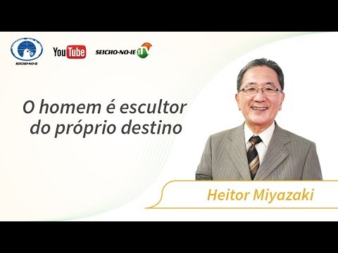 18/10/2017 - SEICHO-NO-IE NA TV - O homem é escultor do próp