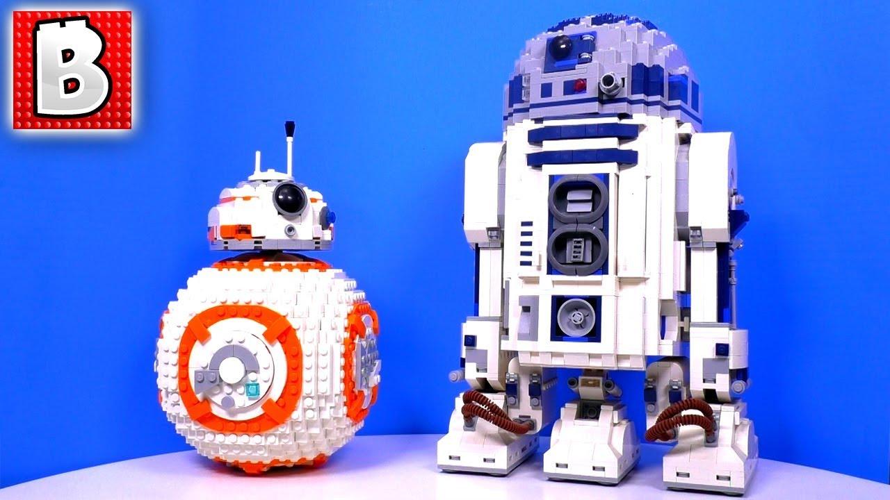 Lego Build Together Star Wars