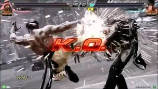 Tekken 7 - Law Comebacks!