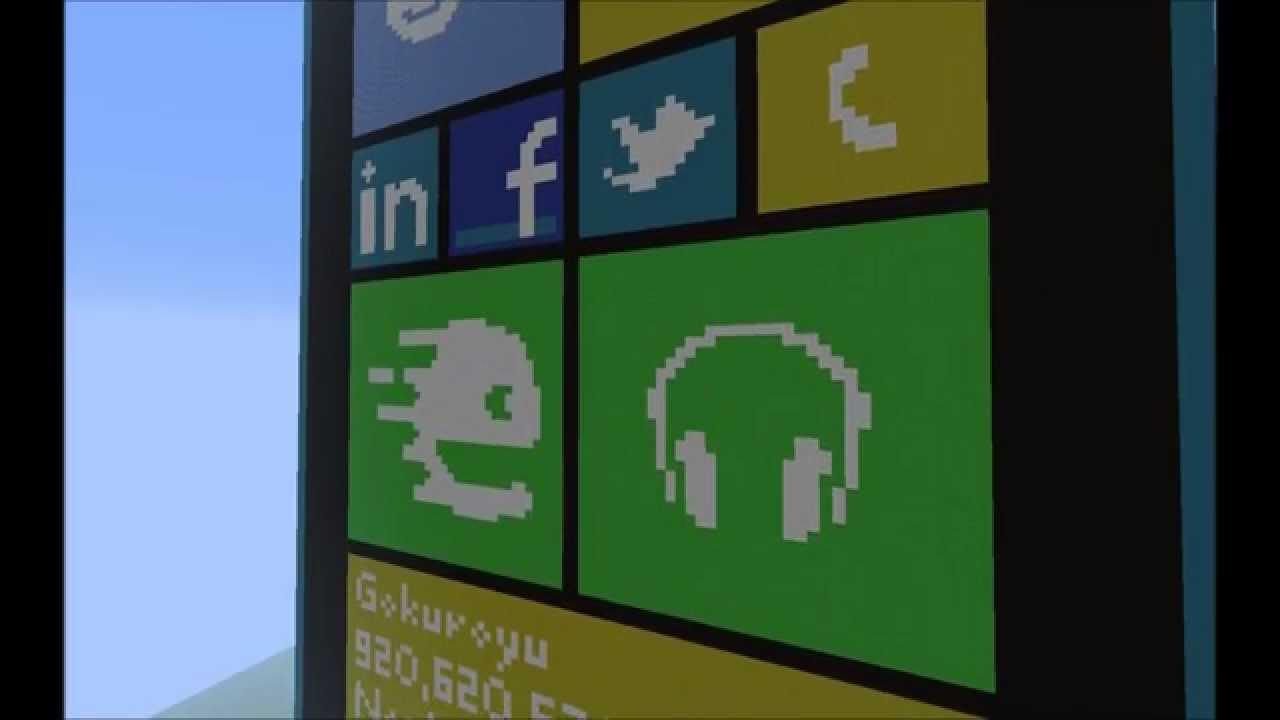 Скачать Minecraft:PE 0.15.1 (appxbundle) для Windows Phone 8