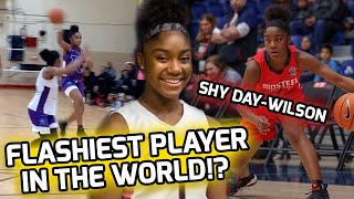 CP3 Of High School Hoops!? Shy Day-Wilson Is Done Being UNDERRATED! 💯