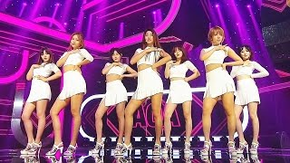 《EXCITING》 AOA - Good Luck @인기가요 Inkigayo 20160529
