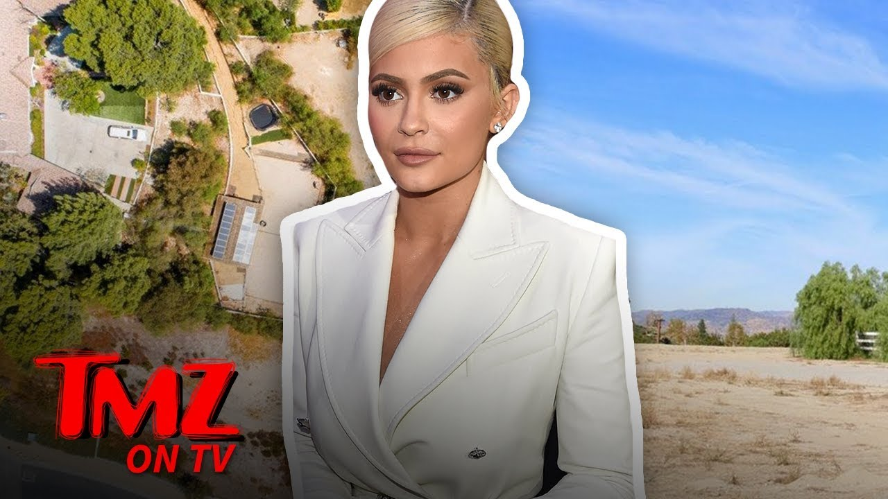 Kylie Jenner Lists $5 Million Plot of Land 10 Months After Buying It | TMZ TV
