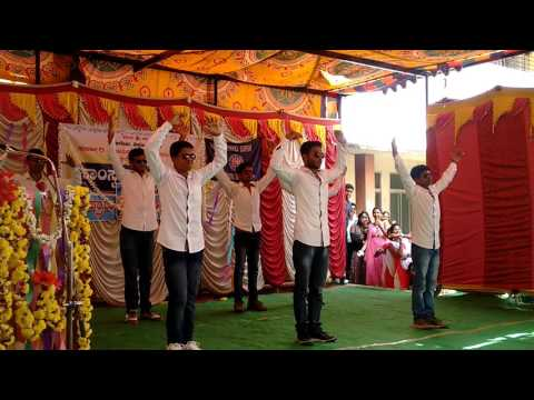 world's super dance by college students..