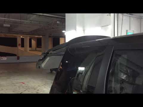 Mazda Biante👉2015 Installed Electronic Tailgate Lift N Vaccum Lock