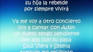 Cuando Muere Una Dama ~Jenni Rivera *Lyrics*