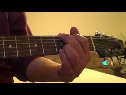 Broken Halos (acoustic cover, tutorial, chords)