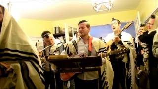 Rocking Rosh Chodesh Adar II Halel with Eli Beer & Chevra - March 2, 2014
