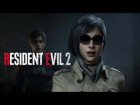 Resident Evil 2 - Story Trailer (TGS 2018)