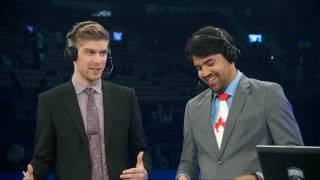 Interview with the winner of IMT vs CLG + analyst desk | 3rd Place S6 NA LCS Summer 2016 PlayOffs