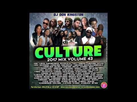 Dj Don Kingston Culture Mix 2017 Vol 43