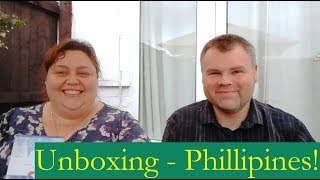 Universal Yums Unboxing - Phillipines!