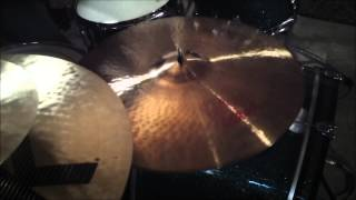"""Paiste 2002 20"""" Ride Cymbal"""