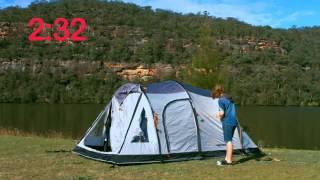Надувная палатка Moose outdoors 2030E(Отличная модель надувной палатки MOOSE Досуг 2030E прекрасно подойдет для экстремального отдыха и для досуга..., 2016-06-29T15:55:07.000Z)