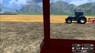 Preparazione Terreno Per Semina Grano 2012 - Farming Simulator 2011