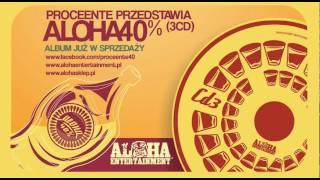 Proceente, Szaweł feat. DJ Slip - Cud Narodzin - produkcja Puzzel (ALOHA 40%)