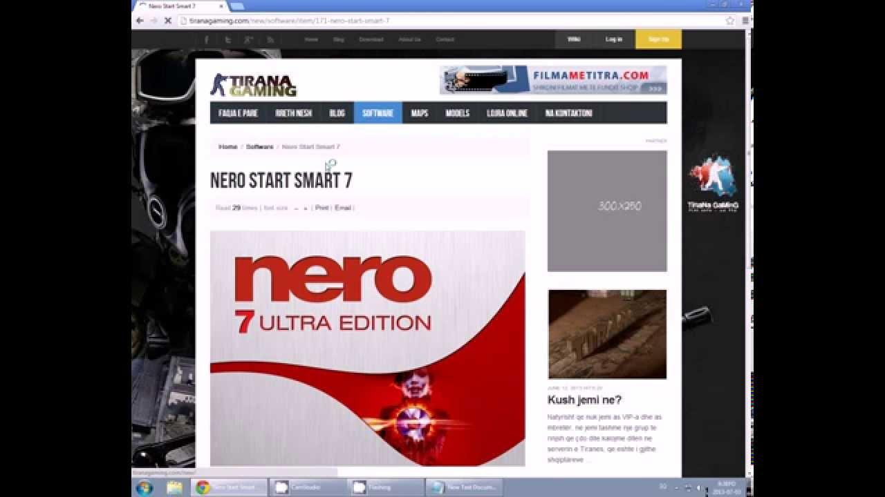 Nero startsmart 6 free download full version windows 7 107 by.
