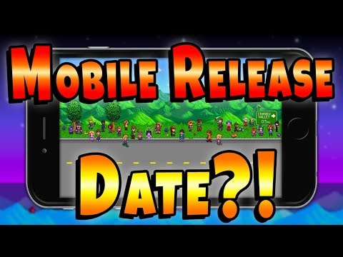 Stardew Valley Mobile Announcement!