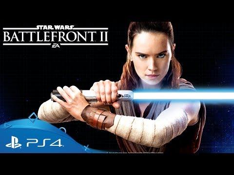 Star Wars Battlefront II   Exclusive Preorder Content Trailer   PS4