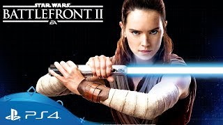 Star Wars Battlefront II | Exclusive Preorder Content Trailer | PS4