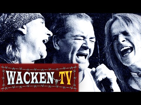 Rock Icons at Wacken Open Air