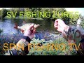 ЛОВЛЯ ХИЩНИКА НА БЛЕСНЫ SV Fishing Lures