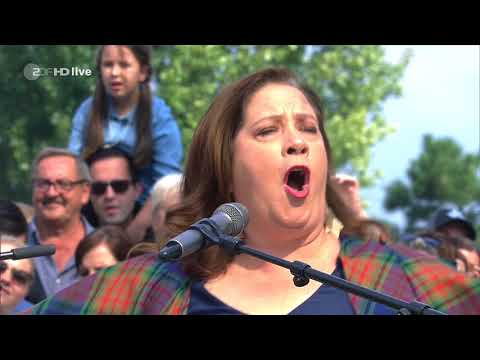 The Kelly Family - Fell in Love with an Alien - ZDF Fernsehgarten 03.09.2017