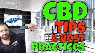 CBD Tips for starters | CBD Headquarters