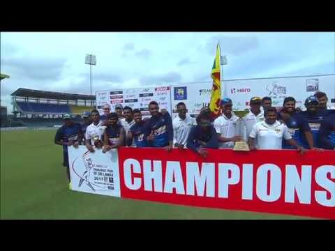 Day 5 Highlights: Sri Lanka v Zimbabwe Only Test at RPICS
