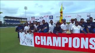 Day 5 Highlights: Sri Lanka v Zimbabwe Only Test at RPICS