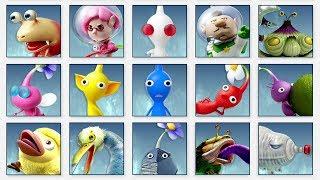 Super Smash Bros. Ultimate - All Pikmin Spirit Battles