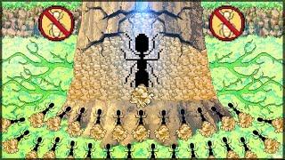 ФАРМ СМОЛЫ без ТЕРМИТОВ! КАК ДОБЫВАТЬ ДРЕВЕСНУЮ СМОЛУ без ТЕРМИТОВ? - Pocket Ants: Симулятор Колонии
