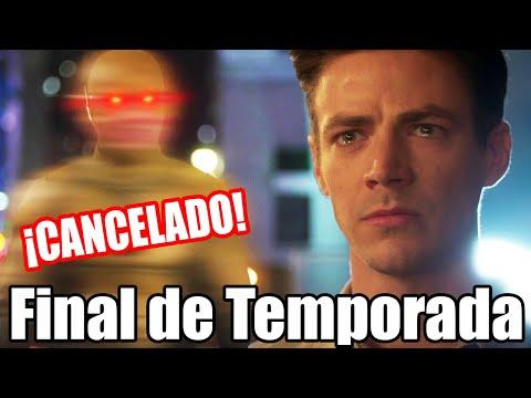 El Final de Temporada de Flash QUE NUNCA VEREMOS - Noticias Arrowverse/DCEU