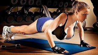 Фитнес Тренировка Для Девушек Один День