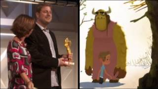 euronews cinema - Cartoon d'or 2011 pour ''The Little Boy and the Beast'' de J. Weiland & U. Heidschötter