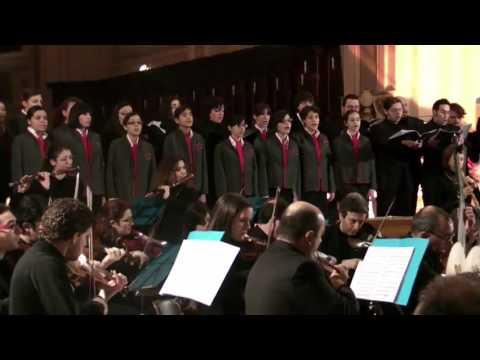 JS Bach Magnificat, n 7