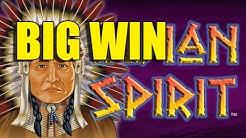 Online casino BIG WIN 2 euro bet - Indian Spirit HUGE WIN