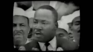 Dr Martin Luther King jr Speech - I Have A Dream  (HD Quality)