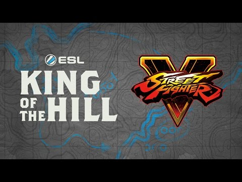 SFV - Romance vs Wave | CoolKid93, winner plays WN | OG Shine - ESL -King of the Hill - 4.11.17