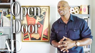 Download Inside Terry Crews' LA Man Cave | Open Door | Architectural Digest Mp3 and Videos