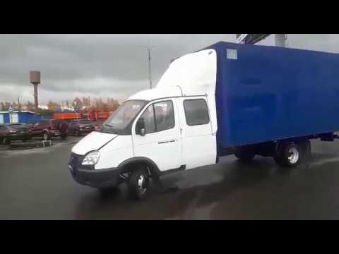 Видеопрезентация ГАЗ ГАЗель (3302) Фермер 2014 для клиента из другого города