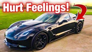 Hellcat VS Corvette Z06! 1/3 Mile Race! Shocking Results!