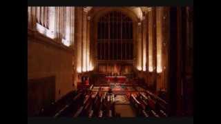 Festival Te Deum (Benjamin Britten) - Eton College