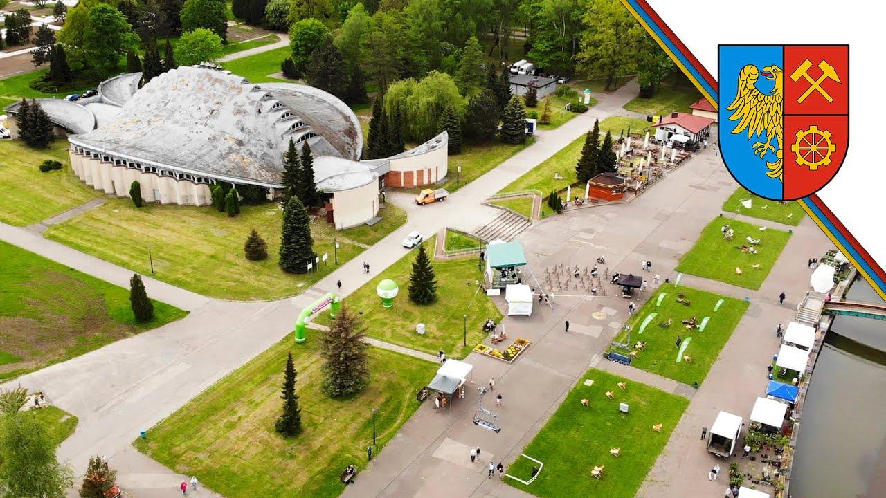 Świętochłowice z silną delegacją na Kiermaszu Kwiatowym w Parku Śląskim