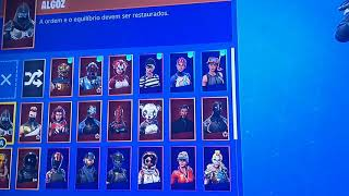 MY FORTNITE ACCOUNT (I ACCEPT EXCHANGE FOR CHRISTMAS SKINS) XBOX ONE